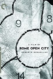 Roma città aperta Poster