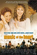 Primary image for Music of the Heart