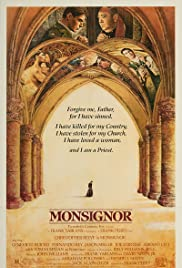 Monsignor(1982) Poster - Movie Forum, Cast, Reviews