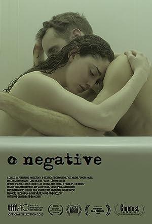 O Negative (2015)