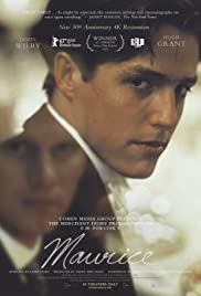 Maurice (1987) Poster - Movie Forum, Cast, Reviews