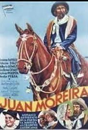 Juan Moreira Poster