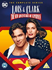 Lois & Clark: The New Adventures of Superman - Season 2 poster