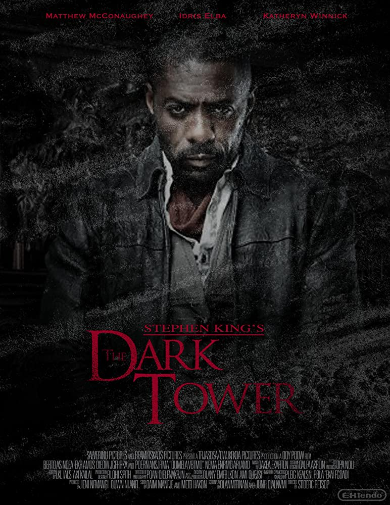 The Dark Tower film poster