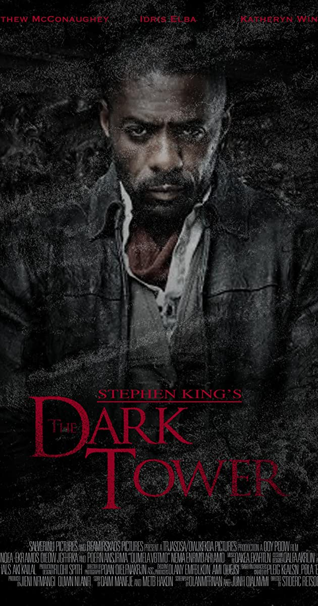 the dark tower 2017 release info imdb