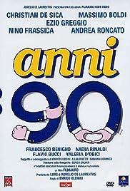 Anni 90 Poster