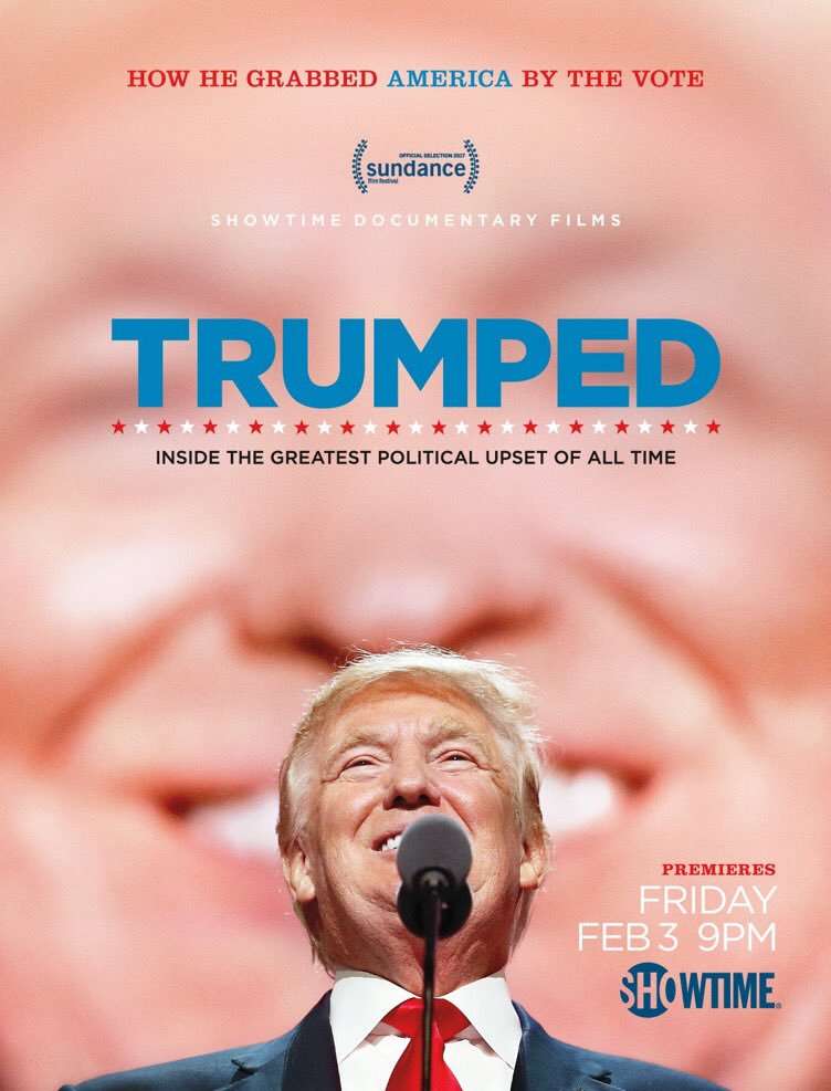 image Trumped: Inside the Greatest Political Upset of All Time Watch Full Movie Free Online