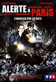 Alerte à Paris! Poster
