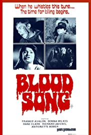 Blood Song (1982) Poster - Movie Forum, Cast, Reviews
