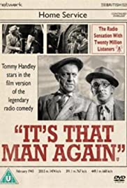 It's That Man Again Poster