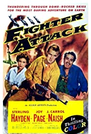 Fighter Attack Poster