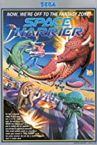 Image of Space Harrier