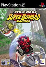 Star Wars: Super Bombad Racing Poster