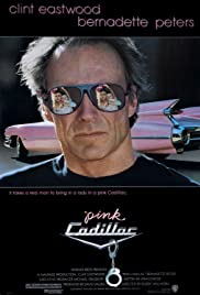 Pink Cadillac (1989) Poster - Movie Forum, Cast, Reviews