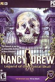 Nancy Drew: Legend of the Crystal Skull Poster