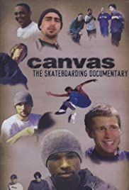 Canvas: The Skateboarding Documentary Poster