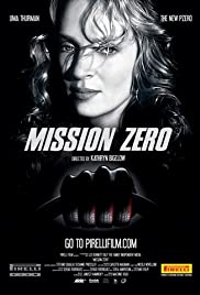 Mission Zero Poster