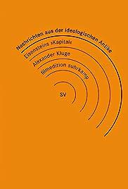 Nachrichten aus der ideologischen Antike - Marx/Eisenstein/Das Kapital Poster