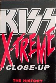 Kiss: X-treme Close-Up(1992) Poster - Movie Forum, Cast, Reviews
