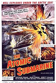 The Atomic Submarine Poster
