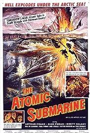 The Atomic Submarine(1959) Poster - Movie Forum, Cast, Reviews