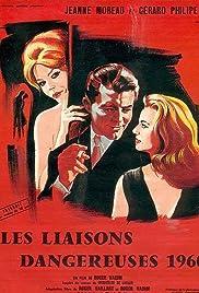 Les liaisons dangereuses(1959) Poster - Movie Forum, Cast, Reviews