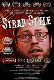 Strad Style Poster