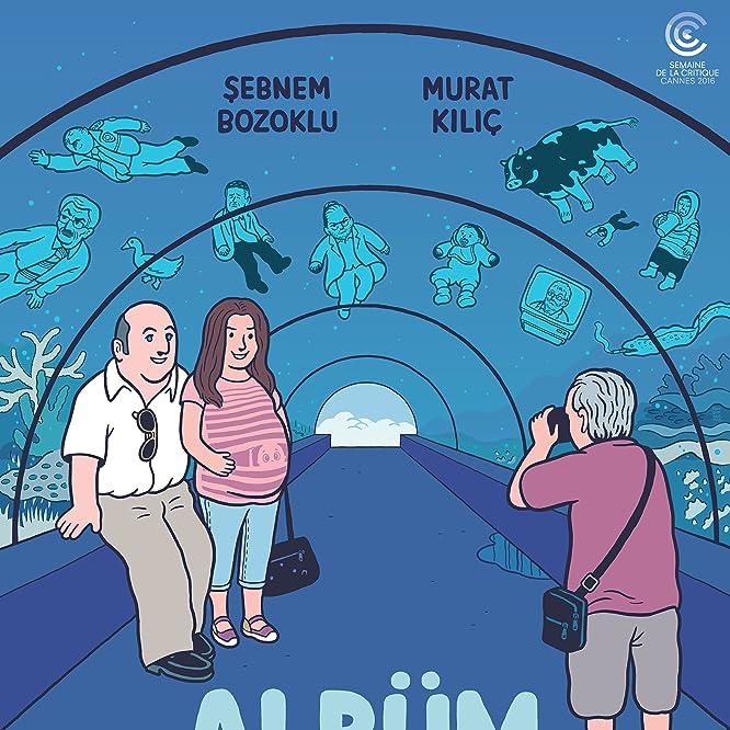 Murat Kiliç, Mehmet Can Mertoglu, Sebnem Bozoklu, and Yoel Meranda in Albüm (2016)