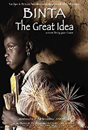Binta and the Great Idea Poster