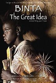 Binta y la gran idea Poster