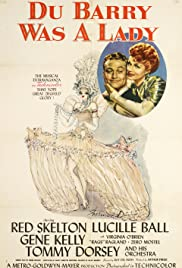 Du Barry Was a Lady (1943) Poster - Movie Forum, Cast, Reviews