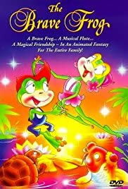 The Brave Frog's Greatest Adventure Poster