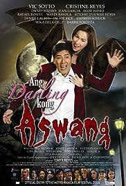 Ang darling kong aswang Poster