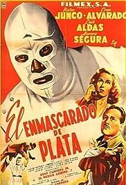 El enmascarado de plata Poster