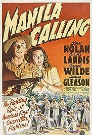 Manila Calling Poster