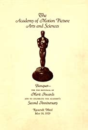 75 Years of the Academy Awards: An Unofficial History Poster