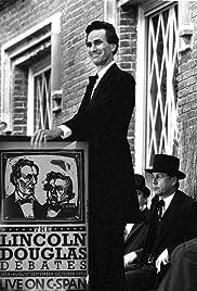 Lincoln-Douglas Galesburg Debate Poster