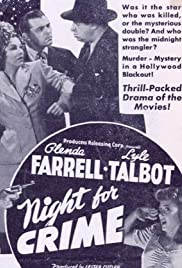A Night for Crime Poster