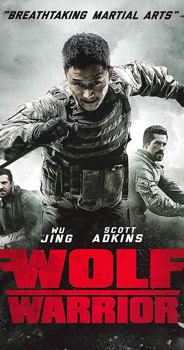 Wolf Warrior Legendado