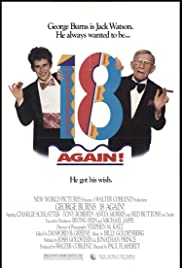 18 Again! (1988) Poster - Movie Forum, Cast, Reviews