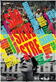 São Silvestre Poster