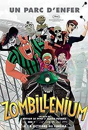 Zombillénium(2017) Poster - Movie Forum, Cast, Reviews