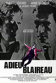 Adieu blaireau Poster