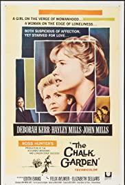 The Chalk Garden (1964) Poster - Movie Forum, Cast, Reviews