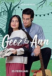 Geez & Ann (2021) poster