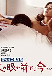 Wife's Sexual Fantasy Before Husband's Eyes Poster