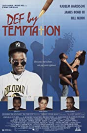 Def by Temptation poster
