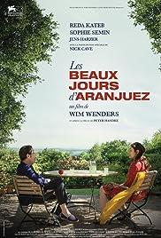 Les beaux jours d'Aranjuez(2016) Poster - Movie Forum, Cast, Reviews