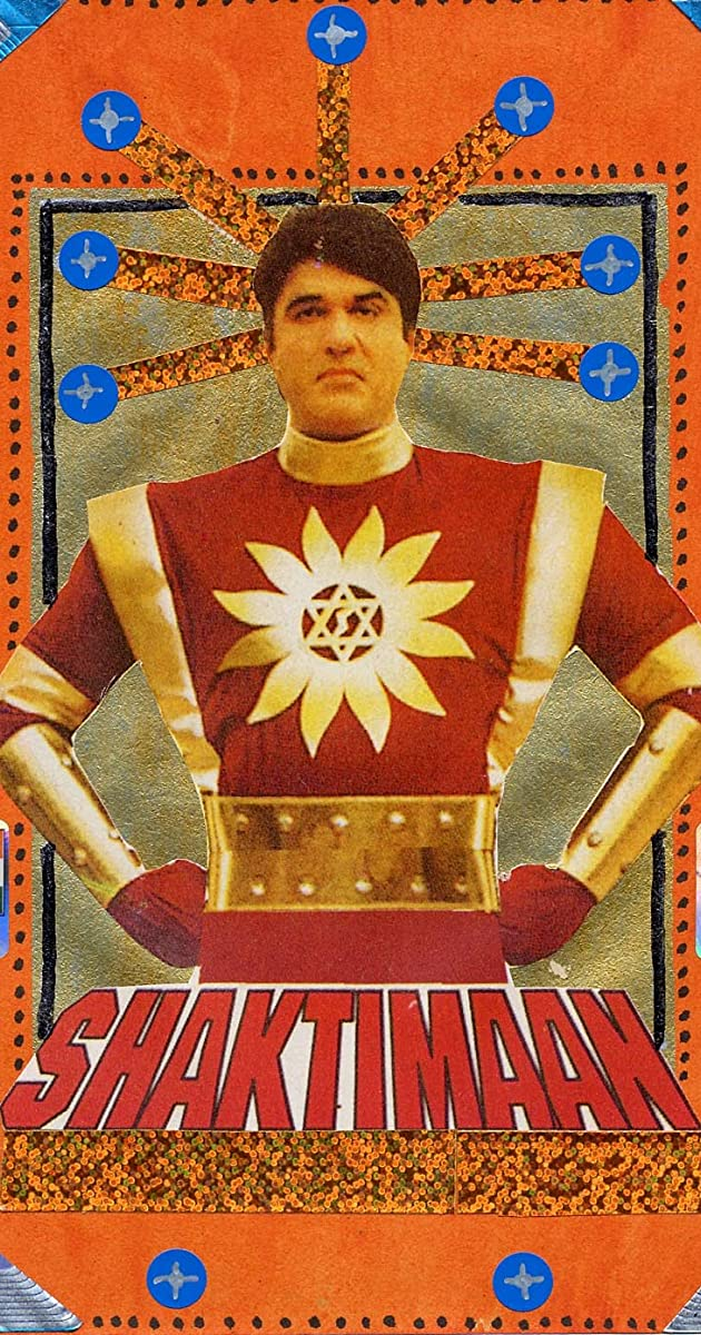 Shaktimaan (TV Series 1998– ) - IMDb