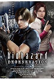 Nonton Film Resident Evil: Degeneration (2008)
